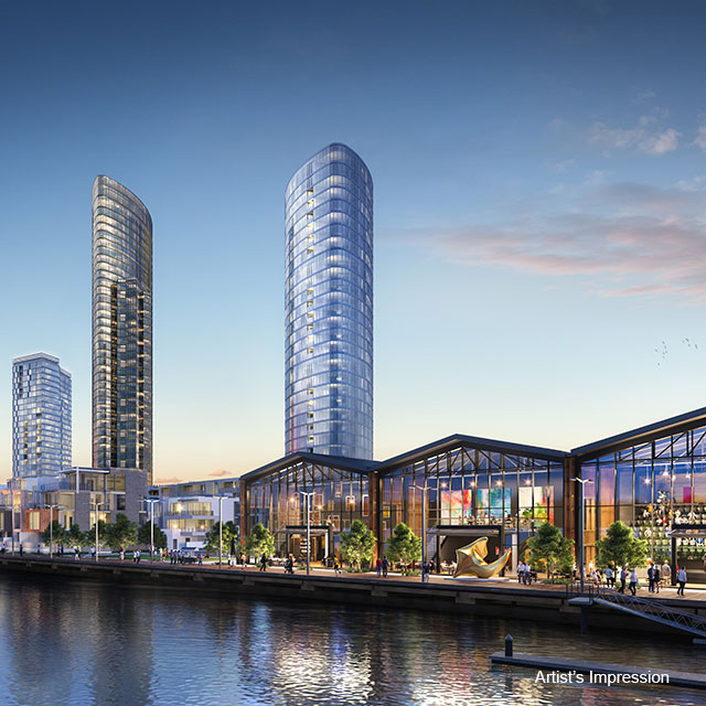 The Future of Yarra's Edge